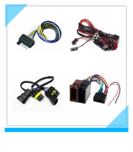 Custom Automobile Electrical Wiring Harness pictures & photos