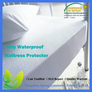 Luxury Queen Size Waterproof and Antibacterial Mattress Protector pictures & photos