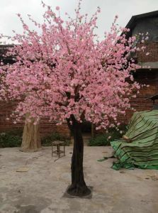 Artificial Plants and Flowers of Cherry Tree 4.2m pictures & photos