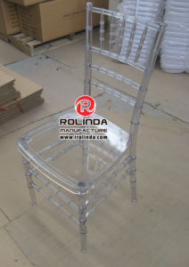 Wholesale Transparent Resin Chiavari Chairs for Outdoor pictures & photos