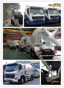 Concrete Mixer Truck 10m3 12m3 pictures & photos
