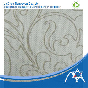 Wallpaper Spunbond Nonwoven Fabric pictures & photos