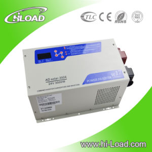 DC to AC 220V Solar Inverter 3000W with Battery Charger pictures & photos