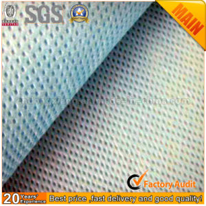 Chinese Supplier Wholesale Eco Friendly Product TNT Nonwoven Fabric pictures & photos