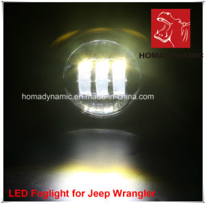 "LED Headlight for Jeep Wrangler 4"" pictures & photos"