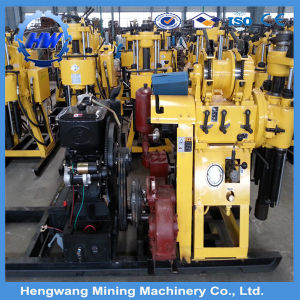 Top Quality Portable Water Well Drilling Rigs (200m depth) pictures & photos