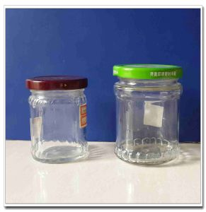 100ml 200ml Glass Jar pictures & photos