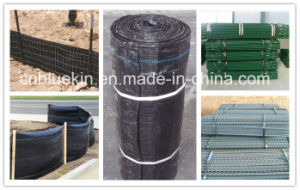 China Cheap Prefabricated Wire Back Silt Fence