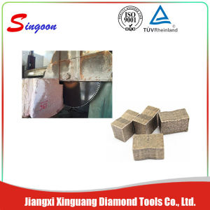 Diamond Saw Segment for Block Cutting pictures & photos