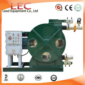 Oil Field Sludge Used Lh76-770b Oil Base Mud Peristaltic Squeeze Hose Pump pictures & photos