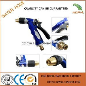 2016 Expandable Garden Hose with Brass Fittings pictures & photos