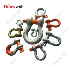 Forged Us Type Screw Pin G209 Anchor Shackle pictures & photos