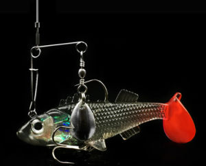 0.8g Fishing Lure Balance Fishing Spinner Fishing Accessories pictures & photos