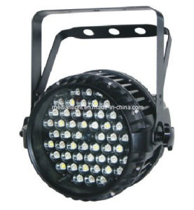54PCS 3W RGBW LED Zoom PAR Waterproof Light (MT-NO. 35)