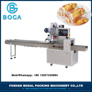 Automatic Steamed Bun Wrapping Machine Food Wrapping Machine Bread Pack Machine pictures & photos