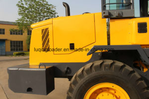 Loader with Wet Axle & Cummins Engine&Joystick&AC pictures & photos