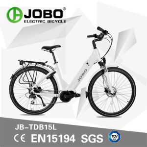 New Style Classic Electric City Bike with Bafang Crank Motor Torque Sensor (JB-TDB15L) pictures & photos