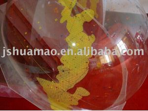 Acrylic Ball with Map Globe Mr128 pictures & photos