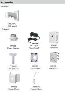 Dahua 2MP 25X Starlight IR PTZ CCTV Security Waterproof Camera (SD49225I-HC) pictures & photos