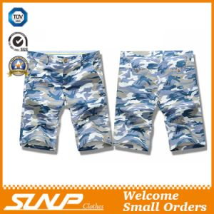 High Quality Pure Cotton Fashion Cargo Short for Men