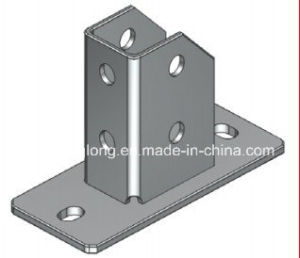 Solar Panel Pole Mounting Brackets Parts for PV Energy Ll-Se-10 pictures & photos