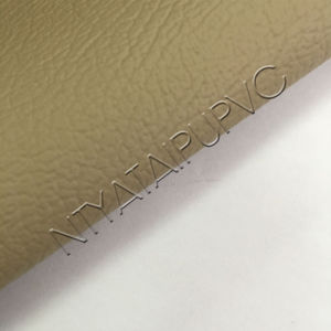 Imitation PVC Vinyl Faux Leather for Car Seats pictures & photos