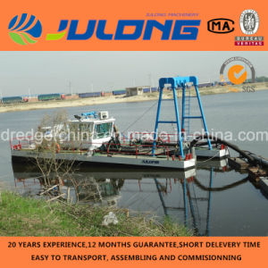 China Direct 2015 Manufacturer Hydraulic 20 Inch Cutter Suction Dredger for Sale
