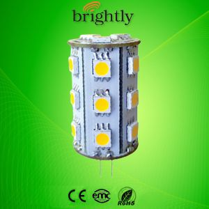 3W G4 310lm 2700-6500k LED Car Lamp