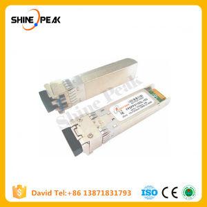 Fibre Optic 1000base 1550nm 80km SFP Transceiver Module pictures & photos