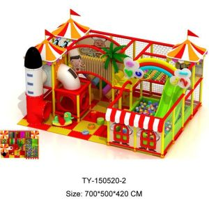 2015 Cheap Indoor Playground (TY-150520-2) pictures & photos