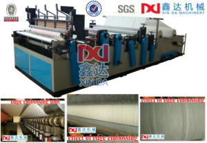 Automatic Bathroom & Kitchen Paper Roll Machine pictures & photos