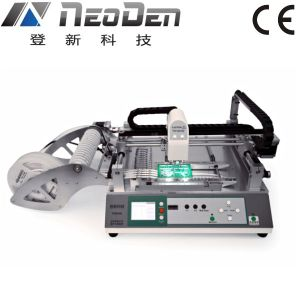 PCB Assembly Chip Mounter Pick and Place Machine TM220A pictures & photos