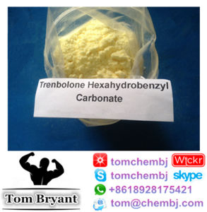 Stronger Tren Trenbolone Hexahydrobenzyl Carbonate / Parabolan Raws CAS: 23454-33-3 pictures & photos