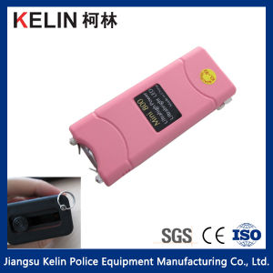 Mini Stun Gun with Key Chain for Self Defense Device (Mini 800P) pictures & photos