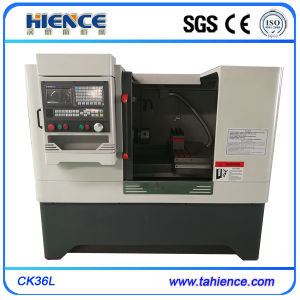 High Spinlde Speed Horizontal Metal CNC Lathe Machine Ck36L pictures & photos
