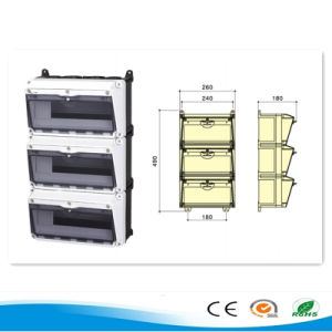 Phase Plastic Electrical Power Distribution Box pictures & photos