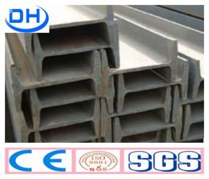 China Competitive Price Hot Rolled I Beam in Steel Profile pictures & photos