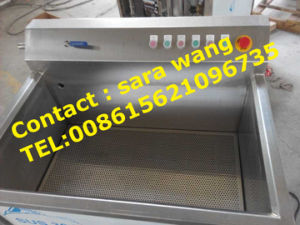 Fruit and Vegetable Ozone Washing Machine/ Cleaning Machine pictures & photos