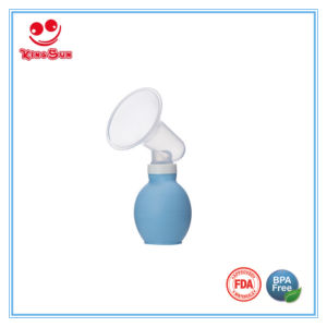 Manual Breast Pump in Eco-Friendly Silicone Material pictures & photos