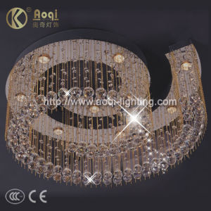 Specific Decorative Crystal Line Lamp (AQ10093) pictures & photos