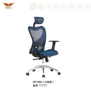 Modern Office Furniture High Back Ergonomic Executive Mesh Chair (HY-19A) pictures & photos