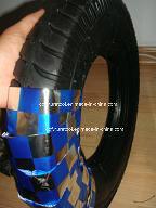 400-8 Lug Tyre&Tube pictures & photos