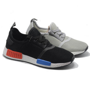 Women Hot Sell Footwear Sport Shoes TPR Sneaker pictures & photos