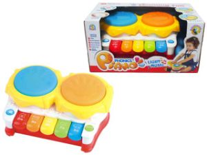 Newly Kids Mini Drum Toy Piano Music Instrument Toy pictures & photos