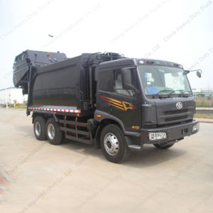 Gargage Trucks Rubbish Garbage Compressor Trucks with 16cbm Capacity pictures & photos