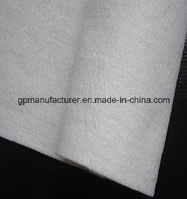 Pet Short Fiber Nonwoven Geotextile/ Non Woven Fabric/Geobag pictures & photos
