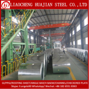 Prime Grade Galvanized Steel Coils for PPGI Matel pictures & photos