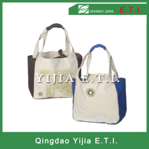 Eco Friendly Cotton Canvas Hobo Tote pictures & photos