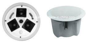 Indoor Ceiling Speaker with Perfect Bass for Business Conference, Banks