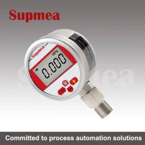 High Precision Digital Pressure Gauge Measure Liquid and Oil pictures & photos